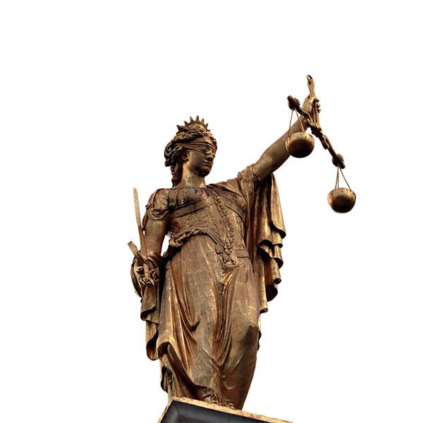 Foto Statue Justitia